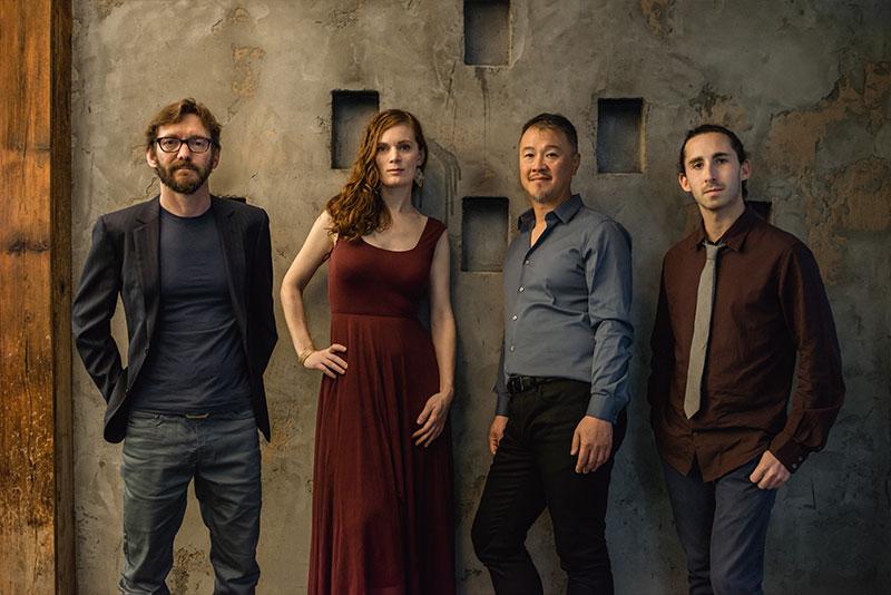Darius Milhaud Concert - Del Sol String Quartet