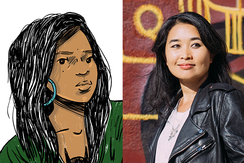Graphic Selves: Stories of Identity in the Asian Diaspora